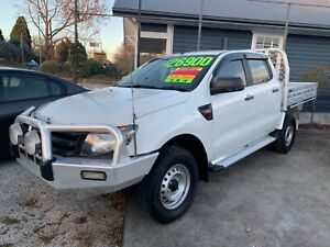 FORD RANGER XL D/CAB 3.2 TURBO DIESEL 2013 MODEL Mittagong Bowral Area Preview