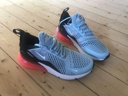 New women's Nike Air Max 270 - RRP$220