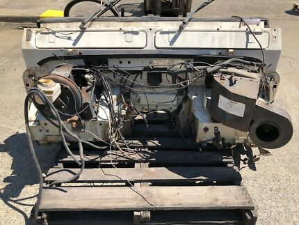 Defender 300 TDi Rust Free Bulkhead w AC dash
