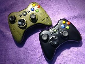 Xbox360 Wireless Controllers, $20 Each