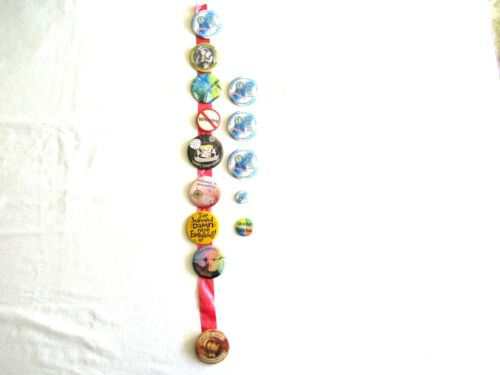 MIxed Lot Buttons/Pins MOSTLY Geocaching for Geocache Swag First To Find Quest++