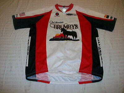 PACTIMO CYCLE CENTER TEAM CYCLING JERSEY MEN/'S LARGE NWT