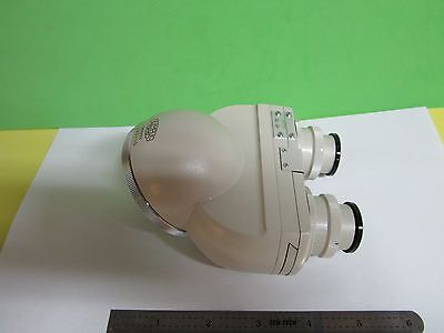 Microscope Part New Olympus Head Optics Without Eyepieces As Is Bin17