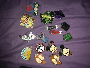 Disney and universal studios collectable pins!!!