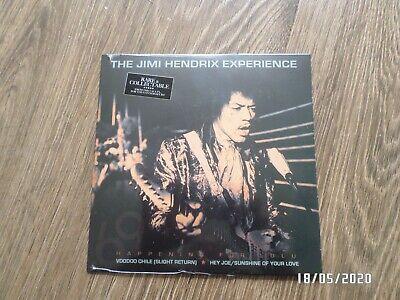 The Jimi Hendrix Experience Voodoo Chile / Hey Joe / Sunshine Of Your Love