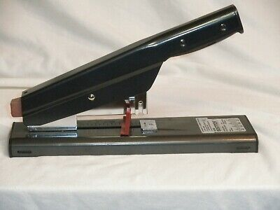 Bostitch Heavy Duty Stapler 130 Page Anti-jam Antimicrobial Metal Model B310hds