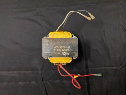 APC Power Transformer P/N 430-2013-A Class 155(F)