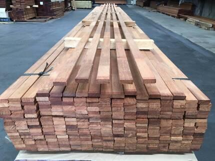 Merbau Screening Timber 42x15 5.7m FJ $2.30/lm