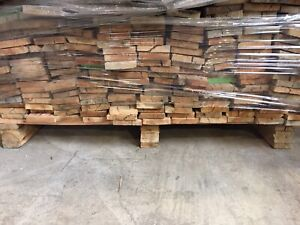 Recycled boards from pallets Wooden