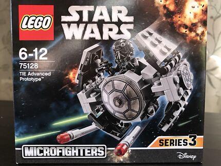 LEGO 75128 - Tie Advance Prototype