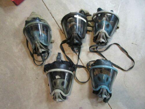 MSA SCBA Ultra Elite Full Face Mask Firehawk  sizes SMALL OR LARGE