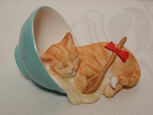 Katzenfigur NAP TIME #CA04196 Country Artists Katze Cat