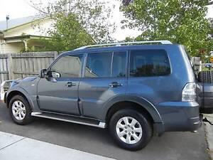 2009 Mitsubishi Pajero Turbo Diesel 3.2L *Low KMH * Leather Seats Hampton Bayside Area Preview