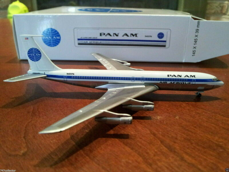 Pan Am Models PanAm Airways B 707-321B 1:400 PAAMC373 Clipper Sweet Adeil N491PA