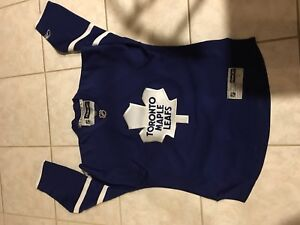 Toronto Maple Leafs Hockey Jersey Toskala 35