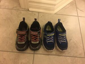 Sketchers shoes preschooler size 10.5