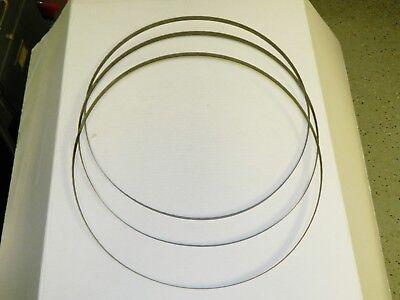 3x Portable Band Saw Blade 4 5-34x1 2x023 Thick 14 Teeth Per Inch