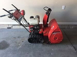 Honda HS80 Snowblower - Electric Start