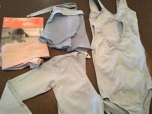 Ballet bundle light blue Woodside Adelaide Hills Preview