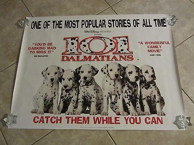 101 Dalmatians movie poster - 30 x 40 inches - Dalmatian Poster