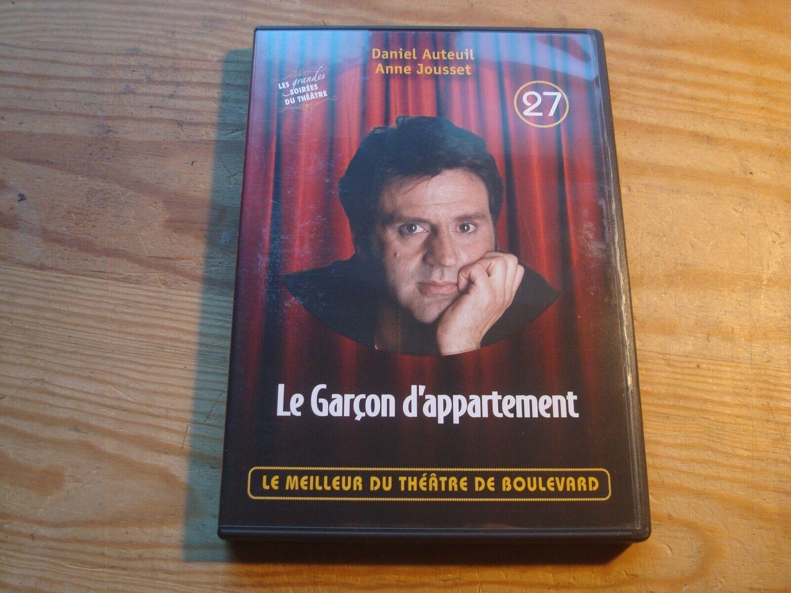 Dvd : le garçon d' appartement - le meilleur du theatre de boulevard - n° 27