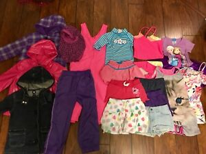3/4T girls loot only $10!