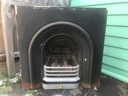 Victorian Fireplace (complete)