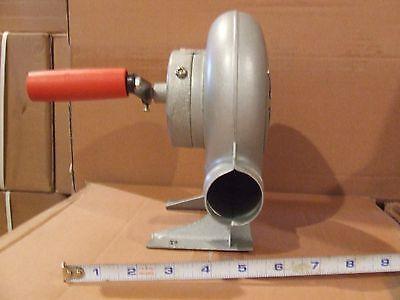 Forge Blower Blacksmith Metal Working New Hand Powered Economy Model