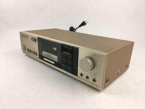 Vintage MARANTZ SD340 SD 340 Stereo Cassette Tape Deck Player