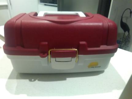 Brand new Plano one tray tacklebox