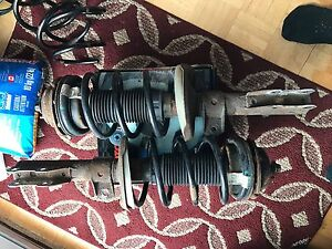 Saturn Ion front shocks