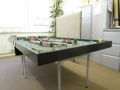 This foldaway railway is perfect for any train enthusiast