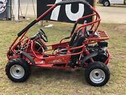 Trailmaster XRX MID 200cc buggy with reverse Jamisontown Penrith Area Preview