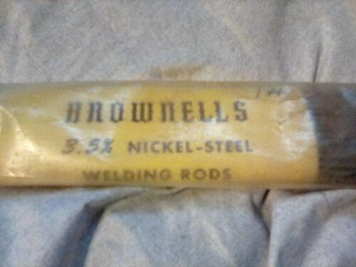 Brownells Nickel-steel welding rods