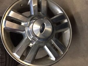 "18"" Ford F-150 alloy rims"
