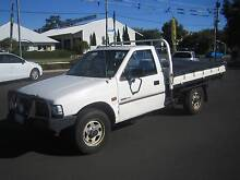 1995 Holden Rodeo 4X4 Diesel Tray Top Busselton Busselton Area Preview