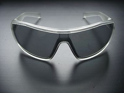 PROTOTYPE Nike Sunglasses with Clear Frosted Frames: (Kinds Of Sunglasses)