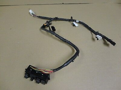 99 Dodge Ram Pickup Truck Driver Side Power Seat Track Motor Harness Switch