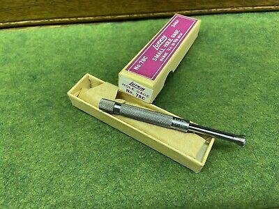 Nos Vintage Lufkin No. 78c Small Hole Gage Gauge Still In Original Box