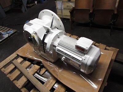 Sew-eurodrive Electric Motor Gear Reduction Kaf97dre132mc4dh