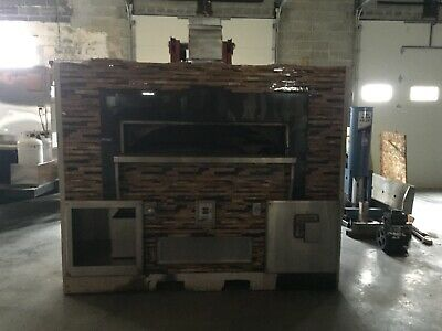 Wood Stone Fire Deck 9660 Coal Pizza Oven 360-840-9305 Financing Available