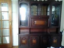 TIMBER WALL UNIT/BUFFET Belmore Canterbury Area Preview
