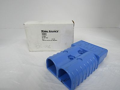 Total Source Forklift Battery Connector Sy 906 Blue
