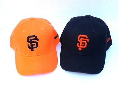 San Francisco Giants Cap Hat SF Baseball Cap One Size New! Pick Your Style!! - Giant Hat Fashion