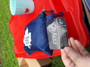 New with tags- Maple Leaf Windbreaker
