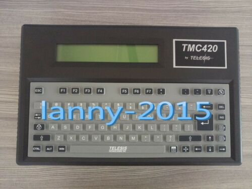 1pc Used Telesis Tmc420 Panel Controller
