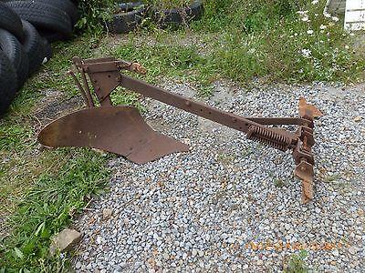 Vintage One Bottom / Moldboard Plow Farmall?
