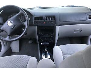 Active automatic 2001 Volkswagen Jetta 126000
