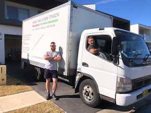 Hiring offsider / removalists