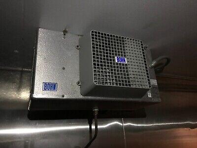 Bohn Evaporator Fanswalk In Cooler Restaurant Equipment.